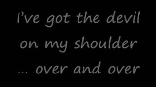 Billy Talent - Devil On My Shoulder with lyrics