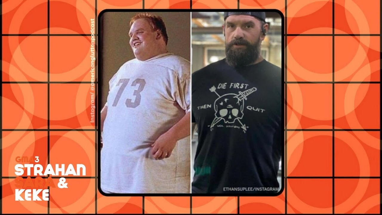 Ethan Suplee's Incredible Weight Loss