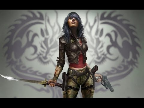 Let's Play WET - Part 3 - Femme Fatale (Ultra Hard mode)