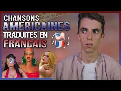 TRADUCTION FRANÇAISE DES CHANSONS AMERICAINES !