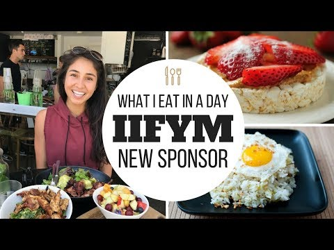 WHAT I EAT IN A DAY + NEW SPONSORSHIP | BRING ON 2018
