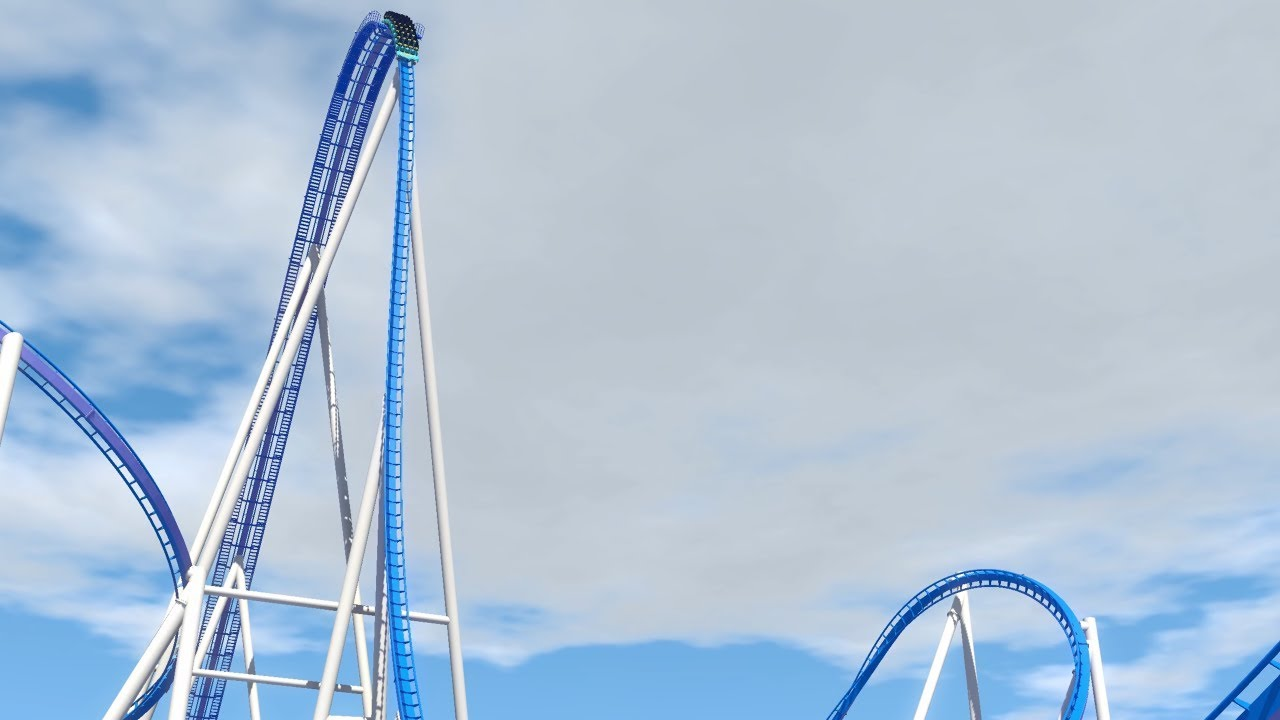 Kings Island S Next Coaster Will Be Biggest Yet Animated Pov Amusementinsider The Front Page Of Theme Parks