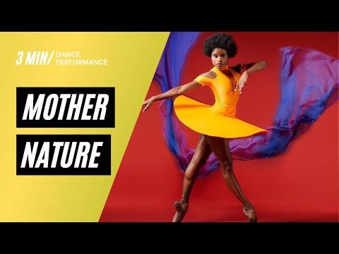 Ingrid Silva performing Mother Nature choreography by Davon Doane.