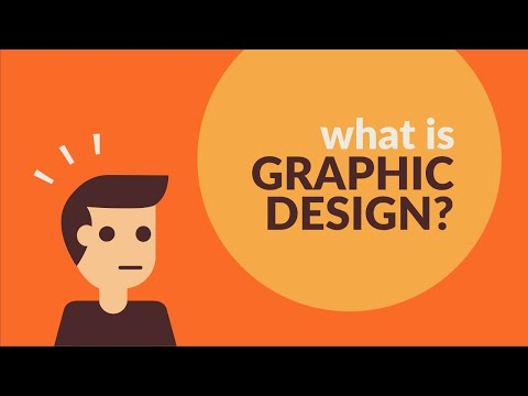 What Is Graphic Design? | A Simple Motion Graphic For Beginner Graphic Designer