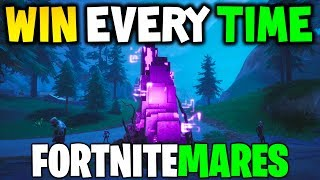 Fortnite: FORTNITEMARES CHEAT to WIN EVERY TIME! EASY WINS! (Fortnitemares Event Tips & Tricks)