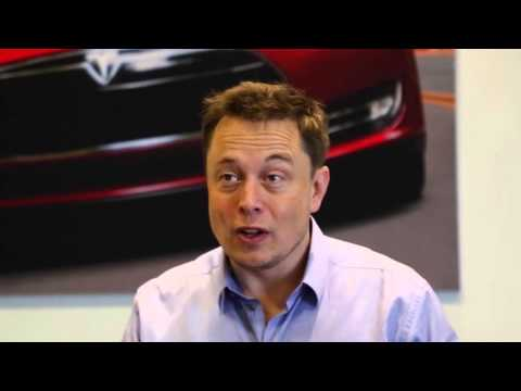 Elon Musk - Starting a Business
