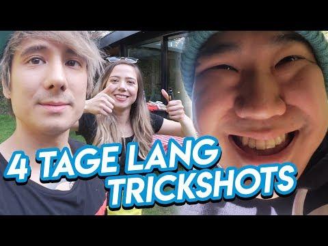 4 TAGE Trickshots & Kettenreaktion