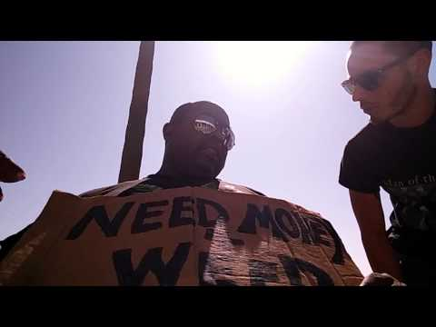 Peppe D'Alessio interview homeless in Venice beach