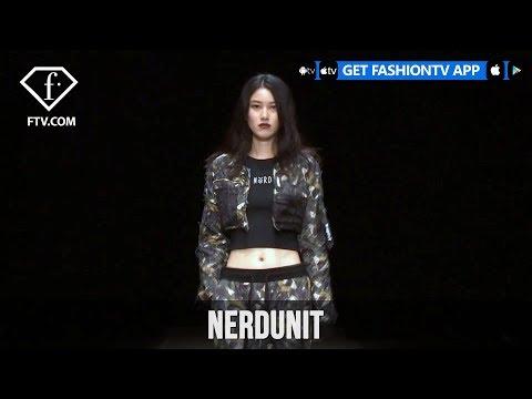 Tokyo Fashion Week Spring/Summer 2018 - NERDUNIT | FashionTV