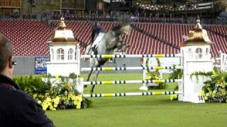 Kent Farrington's winning Jump-Off- 2011 Gene Mische American Invitational