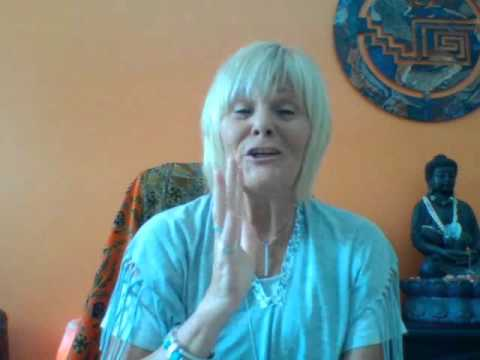 Blossom Goodchild. Chat & channel 3. The Pillars of Light & The New Wave Energy.
