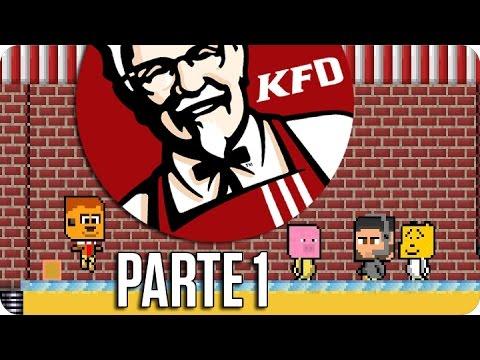 ¡KENTUCKY FRIED DUCK! PARTE 1 | DUCK GAME Con Sara, Luh y Exo