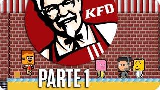 ¡KENTUCKY FRIED DUCK! PARTE 1   DUCK GAME Con Sara, Luh y Exo