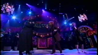 "Whitney Houston, Faith Evans, Kelly Price:  ""Heartbreak Hotel"" Live (1998)"