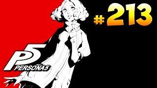 Persona 5 ► запись стрима #213 (16.08.2019)