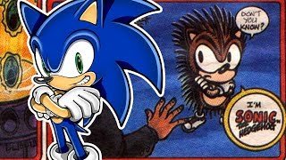 The Secret Origin Of Sonic Nobody Ever Talks About