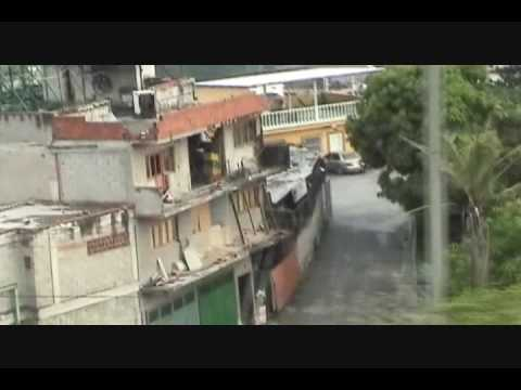 "Caracas Venezuela Bus Ride ""From the Beach"""