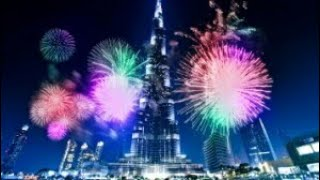 Amazing New Years Eve 2018 in Dubai Countdown and Fireworks Parties