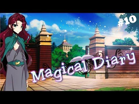 Magical Diary Pt10 - The Dark Dance {Feat. Sims3Simbiote and Simon aka Kalari}