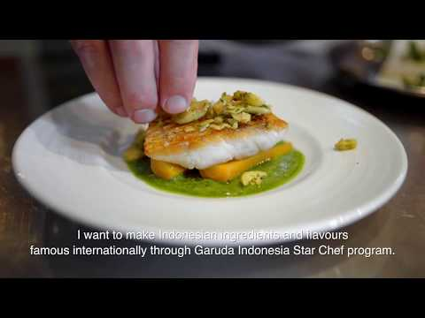 Garuda Indonesia - Explore Indonesia's Culinary Wealth with Chef Chris Salans