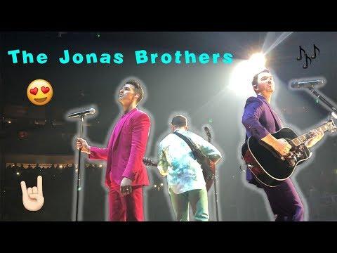 JONAS BROTHERS HAPPINESS BEGINS TOUR VLOG