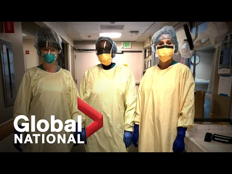 Global National: March 25, 2020 | Coronavirus aid package finally approved by Canadian government