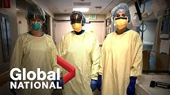 Global National: March 25, 2020   Coronavirus aid package finally approved by Canadian government