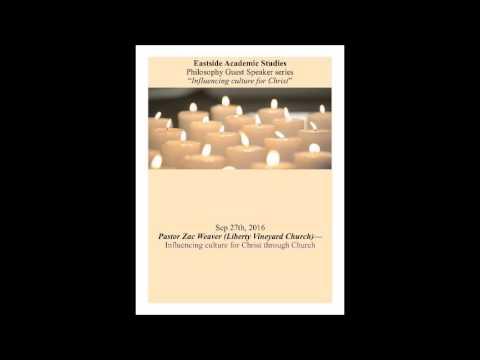 Eastside Academic Studies - Philosophy Guest Speaker series 2016-17