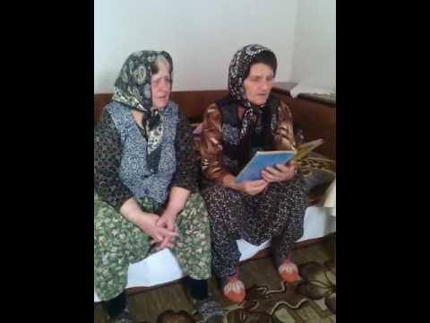 Anneannem Ve Babaannem Muhammed Ummetiyiz Ilahisi