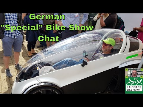 Spezi 2018 Panel Review-Laidback Bike Report