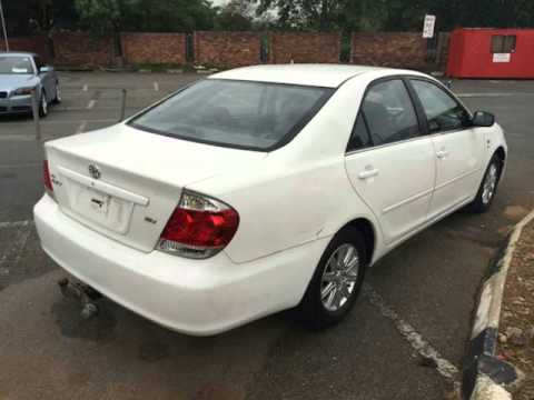 2006 TOYOTA CAMRY 24 XLi Auto For Sale On Auto Trader South