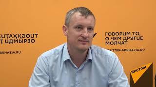 Евгений Павлов о веселых стартах на Ochamchira run 2019
