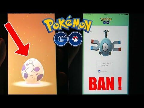 BANNI de POKEMON GO ?! 2 NOUVEAUX POKEMON ! - Pokémon GO FR #74