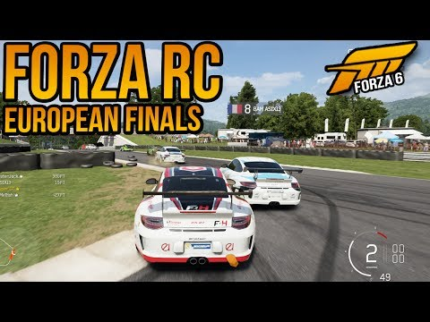 Forza RC Mixing With Europe's Elite! (European Weekly Final)