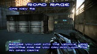 Crysis 2 All Collectables Guide Part 1