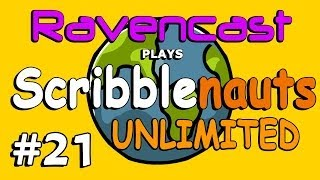 Scribblenauts Unlimited Episode 21 - Space Zombies!