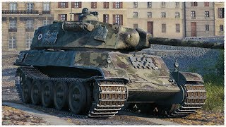 AMX M4 mle. 49 • MEAT IN FRENCH • WoT Gameplay