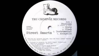 Street Smartz - Problemz (1996)