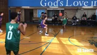 Vertical Basketball / 3D Sports