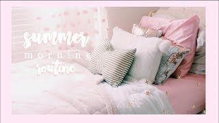 Summer Morning Routine! ⎪Aviano Blankets