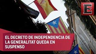 LO ÚLTIMO: Tribunal Constitucional de España declara nula la independencia de Cataluña 2017 Video