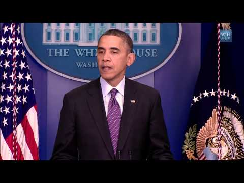 President Obama Remembers Nelson Mandela - Official White House Speech