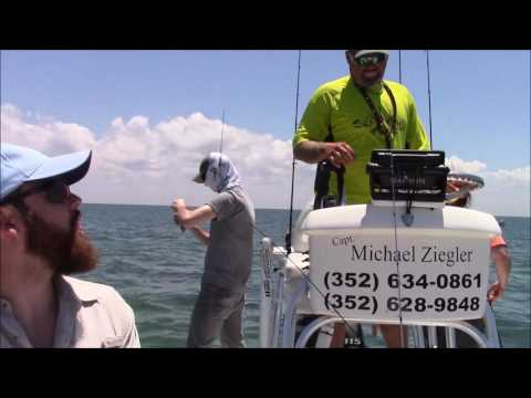 Salt Face Charter - Homosassa Florida - An EXCELLENT Fishing Trip