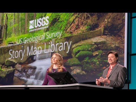 Esri 2016 FedGIS Plenary: United States Geologic Survey – Wisconsin Internet Mapping