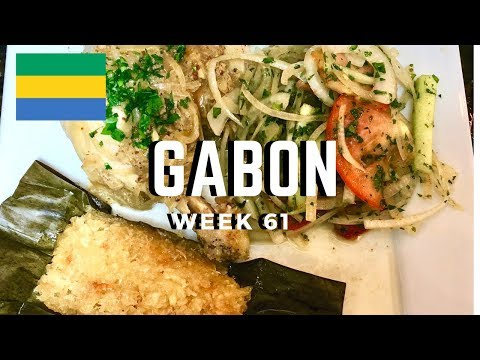 Second Spin, Country 61: Gabon [International Food]
