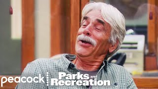 Ron Swanson Meets Ron Dunn - Parks and Recreation