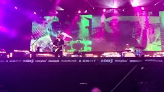 """Sportfreunde Stiller """"Wunder fragen nicht"""" Rock am Ring 2013 live"""
