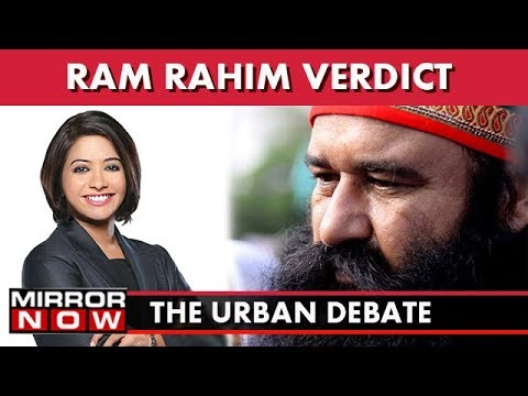 Govt let Dera goons run amok – The Urban Debate (August 26)