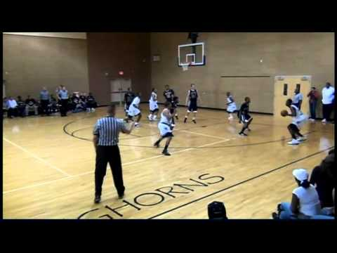 Cheyenne vs Clark 12-1-2011 at Legacy HS