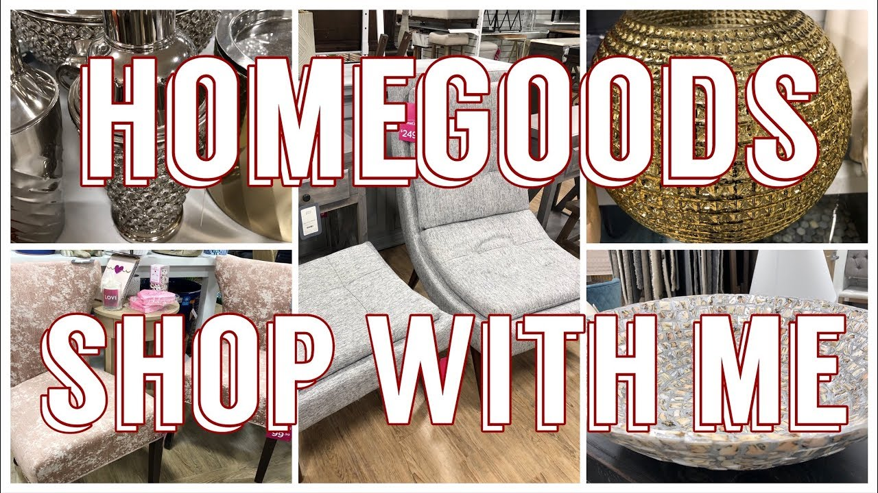 HOMEGOODS | SHOP WITH ME | HOME DECOR | CLEARANCE